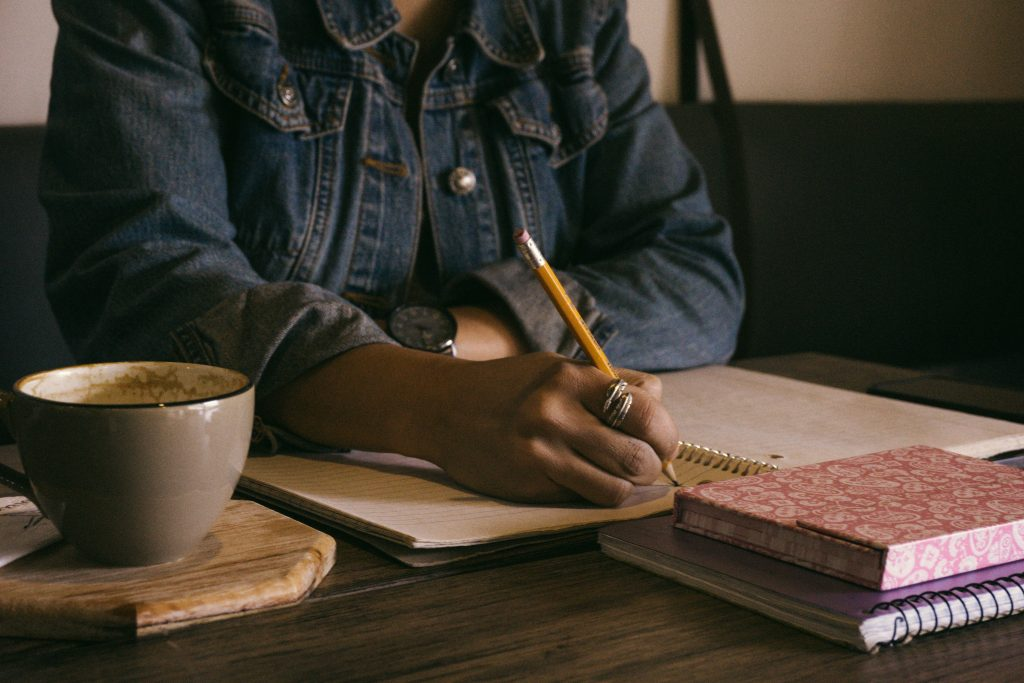Samples of writing for your editor