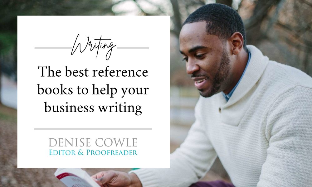 Best reference books for business writing